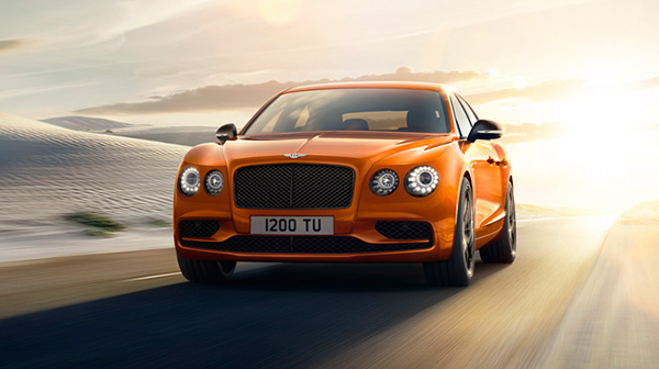 NEW FLYING SPUR W12 S